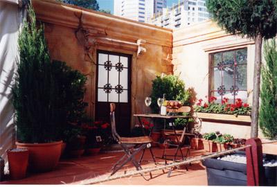 Door Living on Outdoor Living